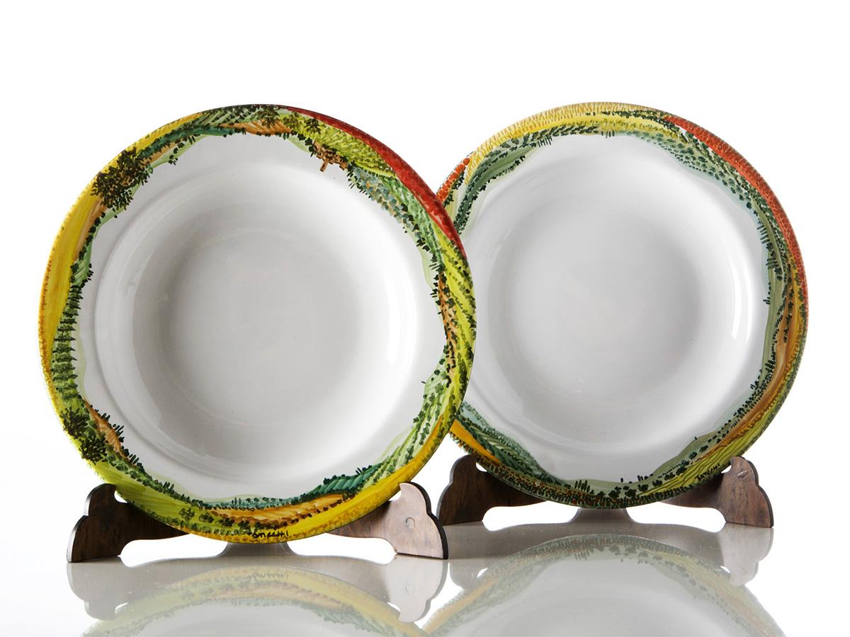 Ceramiche Collezione Paesaggio