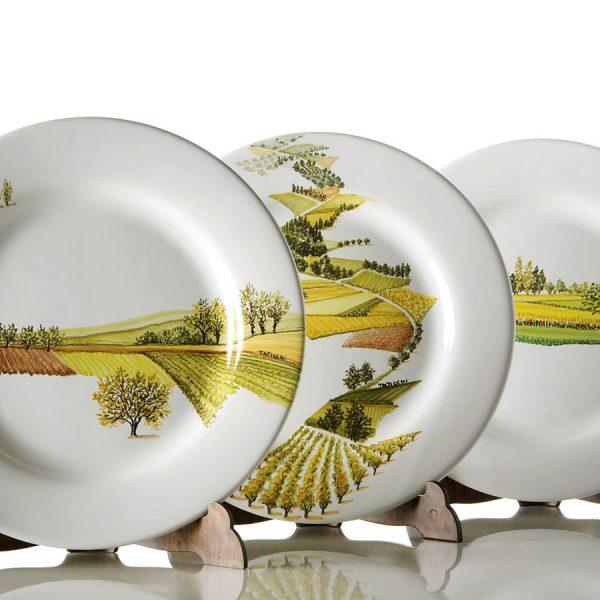 Catalogo Materia Ceramica - Piatti ceramica Collezione Visioni