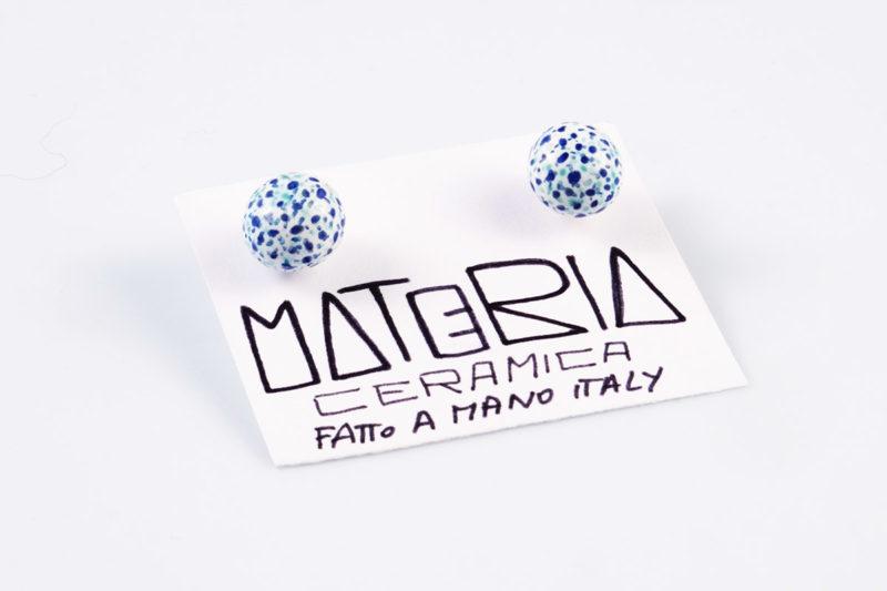 Orecchini ceramica | di Caterina Aquinardi | Materia Ceramica Perugia
