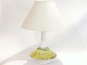 "Lampada in ceramica ""Girasoli"""