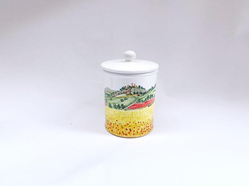 """Barattolo da cucina in ceramica """"Grano"""""""