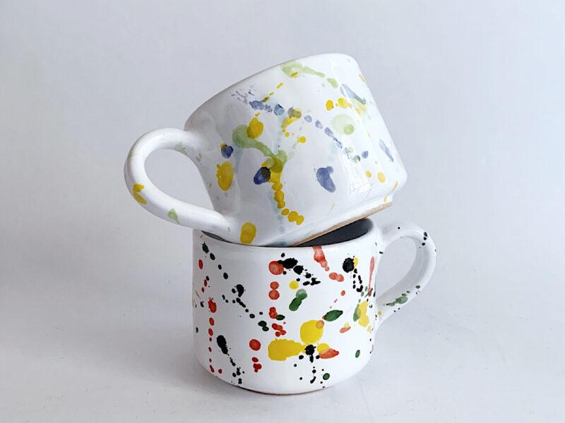"""Tazza da colazione in ceramica """"Fantasia"""""""
