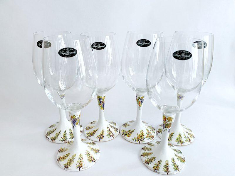 Bicchieri in ceramica