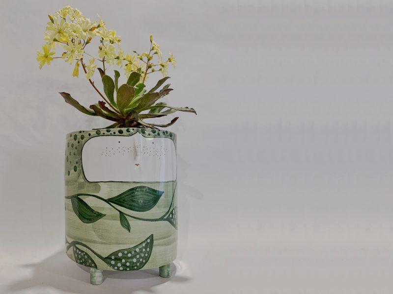 """Vaso in ceramica """"Verde"""""""